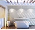Lampa Conia mini Vita Copenhagen Design - biała