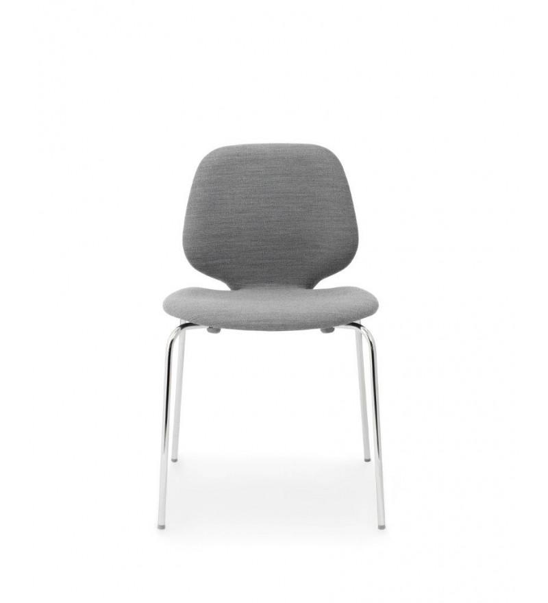 Tapicerowane krzesło My Chair Normann Copenhagen - różne tkaniny