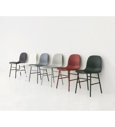 Krzesło FORM CHAIR STEEL Normann Copenhagen - różne kolory