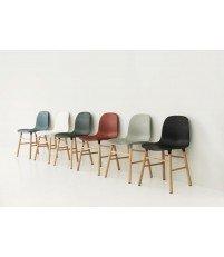 Krzesło FORM CHAIR od Normann Copenhagen - dębowe - sześć kolorów