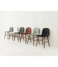 Krzesło FORM CHAIR od Normann Copenhagen - orzech włoski - sześć kolorów