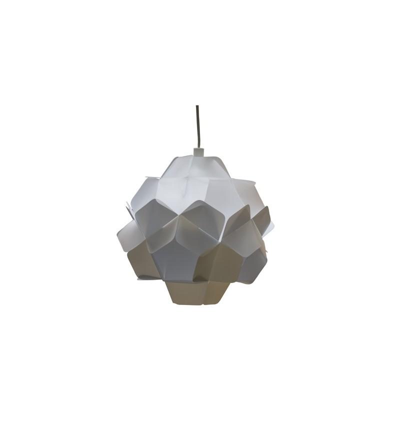 Lampa Berga W Kafti Design - biała