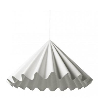 Lampa Dancing Menu biała - średnica 95 cm