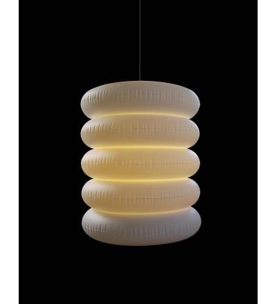 Lampa wisząca podwójna Big Puff wewnętrzna - PUFF-BUFF Design