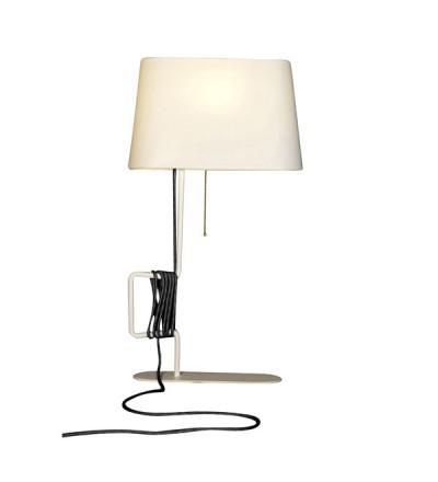 Lampa stołowa OLLI biała od Pulpo Design