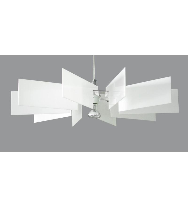 Lampa Al-verd W Kafti Design - biała