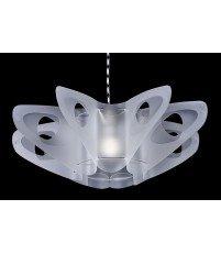 Lampa MAJI T Kafti Design - mleczna