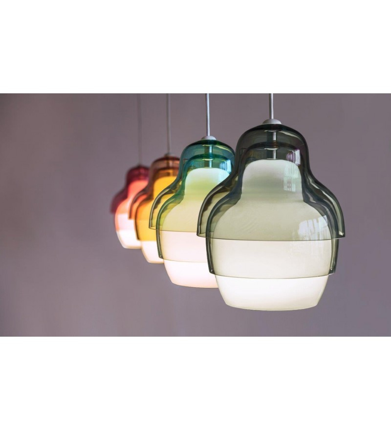 Lampa wisząca Matrioshka Innermost - różne kolory