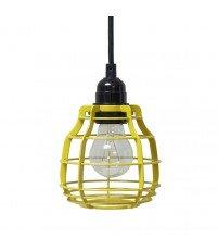 Lampa LAB HK Living - żółta