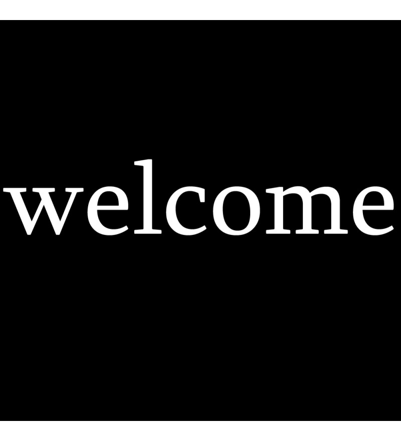 "Lampa ""welcome"" Neon art Seletti"