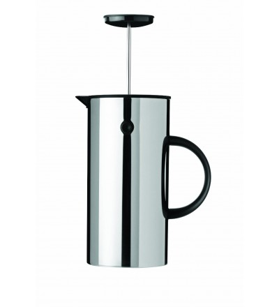 Zaparzacz do kawy z termosem EM77 Stelton - 0.5 l stalowy