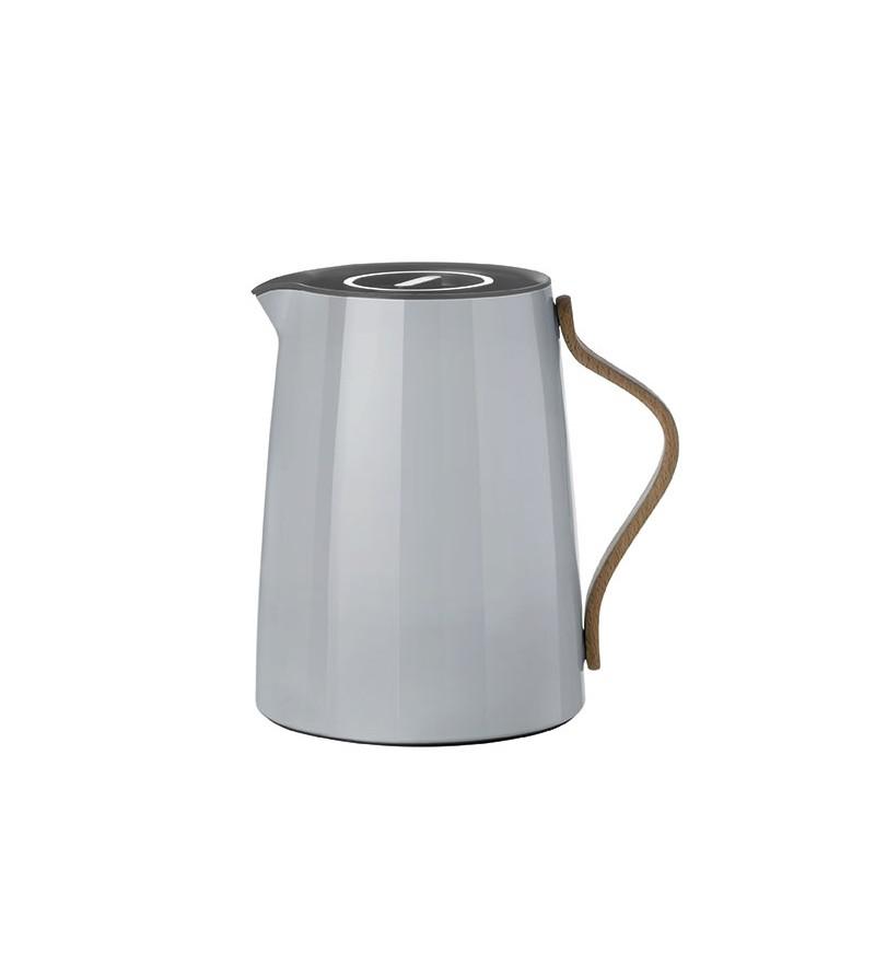 Termos / dzbanek do herbaty Emma Stelton 1.0l - szary