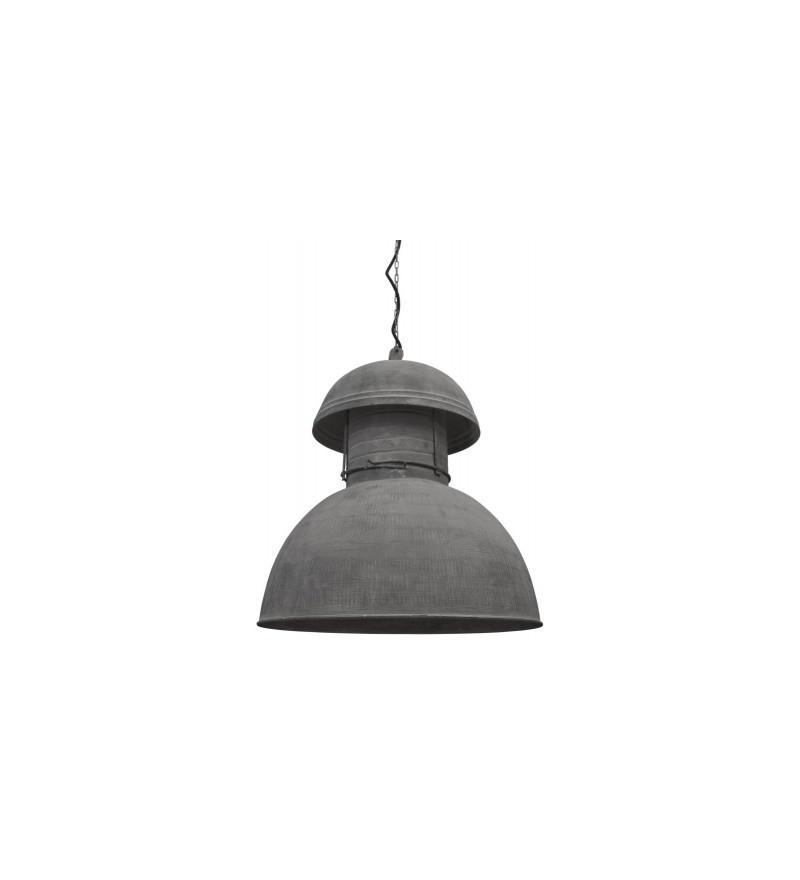 Emaliowana lampa przemysłowa Warehouse XL HK Living - rustykalna