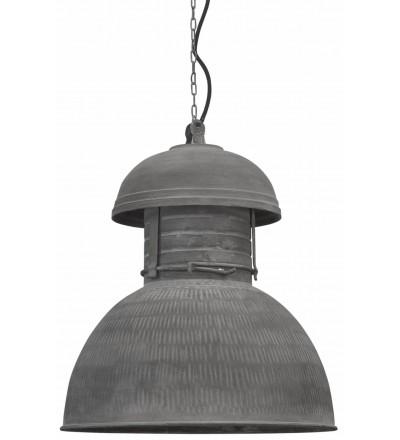 Emaliowana lampa przemysłowa Warehouse L HK Living - rustykalna