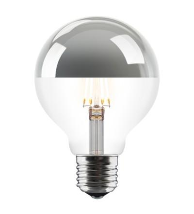 Żarówka lustrzana E27 6W Idea LED A+ średnica 80 mm UMAGE