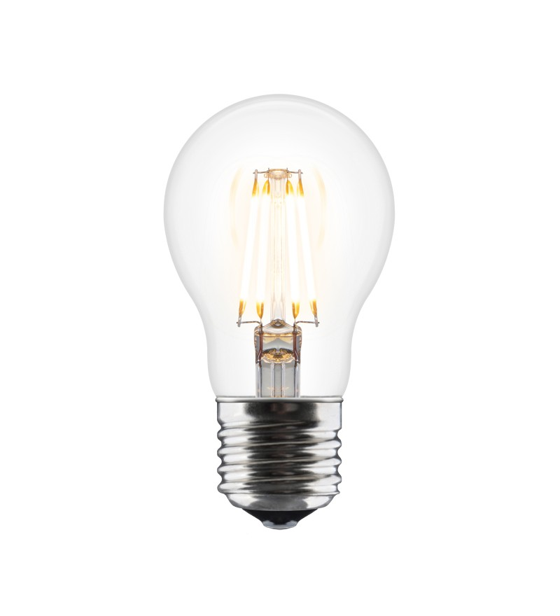 Żarówka dekoracyjna E27 6W Idea LED kl. D średnica 60 mm UMAGE