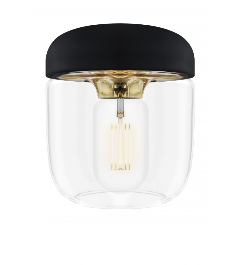 Lampa Acorn Black Brass UMAGE (dawniej VITA Copenhagen) - mosiądz