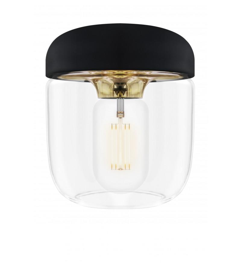 Lampa Acorn Black Brass Vita Copenhagen - mosiądz