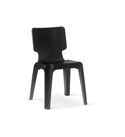 Krzesło Wait Authentics - czarne