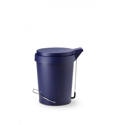 Kosz na śmieci Tip Authentics - 15 l, granatowy