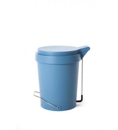 Kosz na śmieci Tip Authentics - 15 l, turkusowy