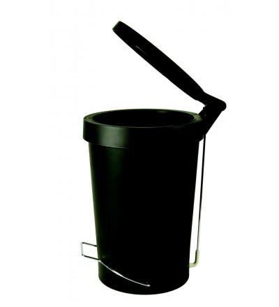 Kosz na śmieci Tip Authentics - 30 l, czarny