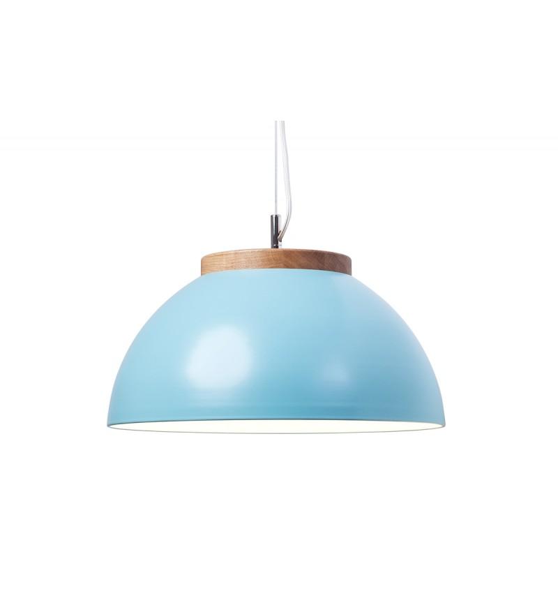 Lampa DUB 36/18P Dreizehngrad - turkusowa, średnica 36 cm