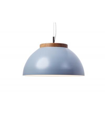 Lampa DUB 36/18P Dreizehngrad - szara, średnica 36 cm