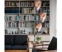 Lampa Conia Vita Copenhagen Design - biel & miedź