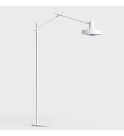 Lampa podłogowa ARIGATO FLOOR biała