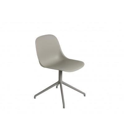 Krzesło obrotowe Fiber Side Chair Swivel Base Muuto - różne kolory