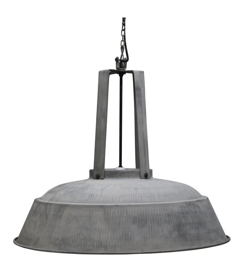 Przemysłowa industrialna lampa Workshop XL HK LIVING - rustykalna