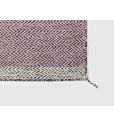 Dywan wełniany PLY Muuto - różowy / kilka wielkości