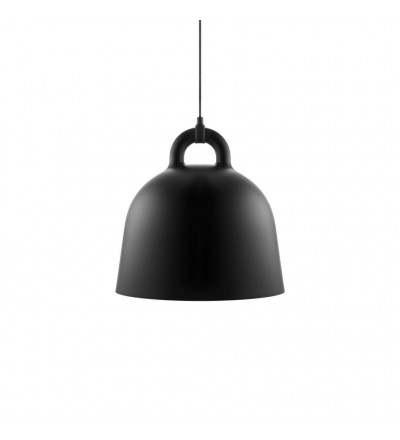 Lampa wisząca BELL M Normann Copenhagen - czarna