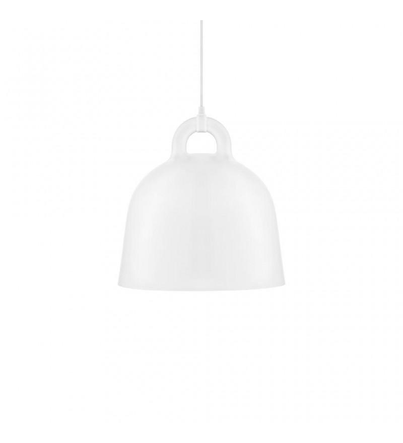 Lampa wisząca BELL M Normann Copenhagen - biała