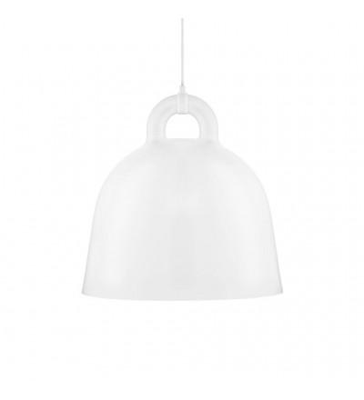 Lampa wisząca BELL L Normann Copenhagen - biała