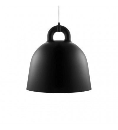 Lampa wisząca BELL L Normann Copenhagen - czarna