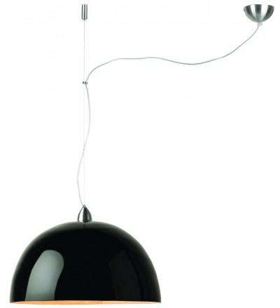 Lampa wisząca HALONG It's about Romi - 53x35 CM CZARNA