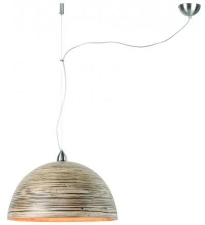 Lampa wisząca HALONG It's about Romi - 53x35 CM NATURALNA