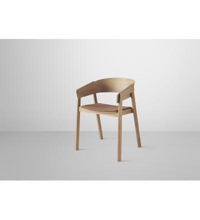 Krzesło tapicerowane Cover Chair Muuto - różne kolory