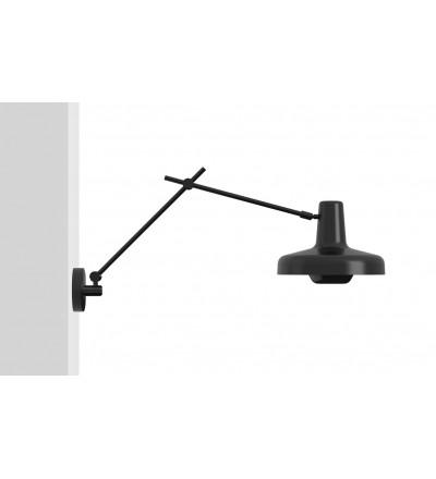 Kinkiet ARIGATO WALL - czarny, odłączany przewód