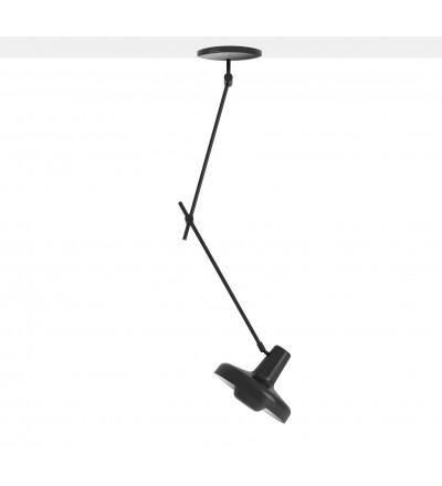 Lampa sufitowa ARIGATO CEILING - czarna