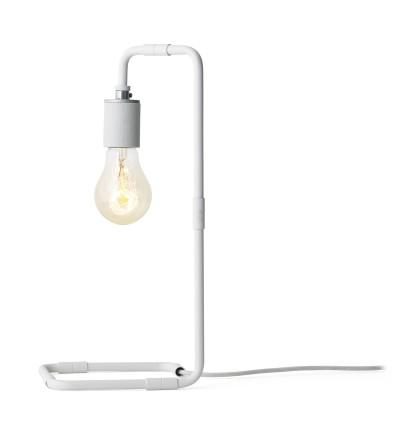 Lampa stołowa Reade Menu - biała
