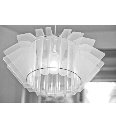 Lampa Ordinary T Kafti Design - transparentna