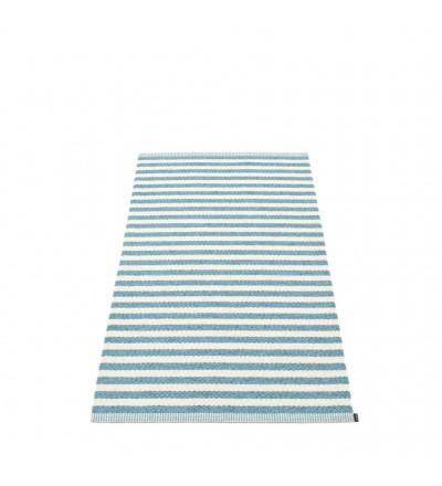 Chodnik DUO Pappelina - misty blue / vanilla, różne rozmiary
