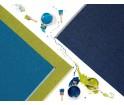 Chodnik MONO Pappelina - misty blue / ice blue, różne rozmiary