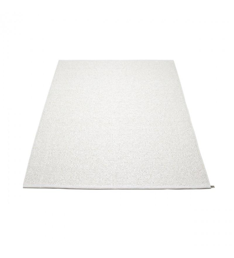 Dywan SVEA Pappelina - white metallic / white, różne rozmiary
