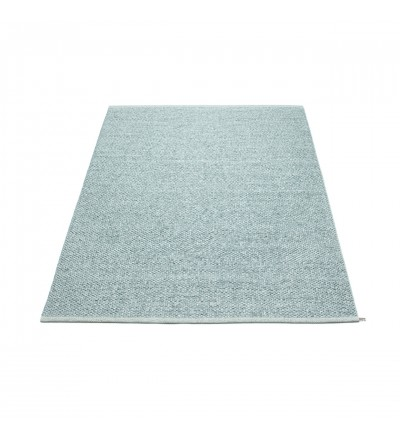 Dywan SVEA Pappelina - azurblue metallic / pale turquoise, różne rozmiary