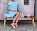 Krzesło TWIGGY PEPI BROWN od Monkey Machine