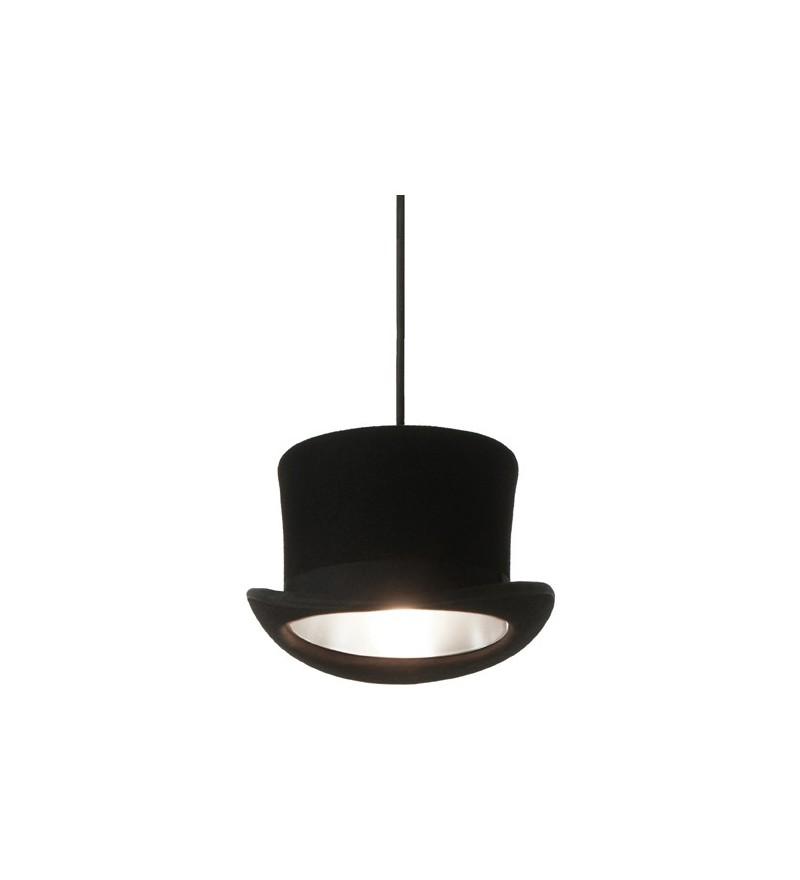 Lampa wisząca Cylinder Wooster Innermost - czarna